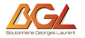Logo Boulonnerie Georges Laurent